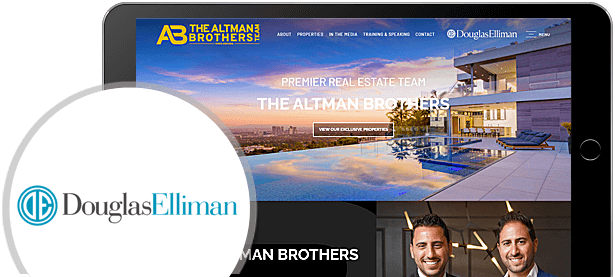 Douglas Elliman Brokerage Websites
