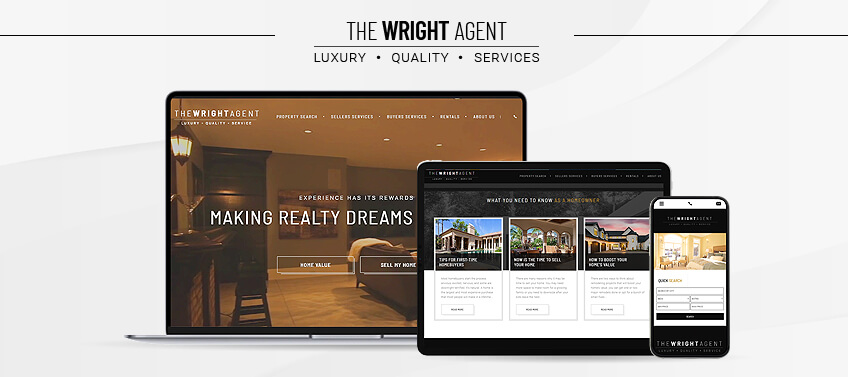 The Wright Agent