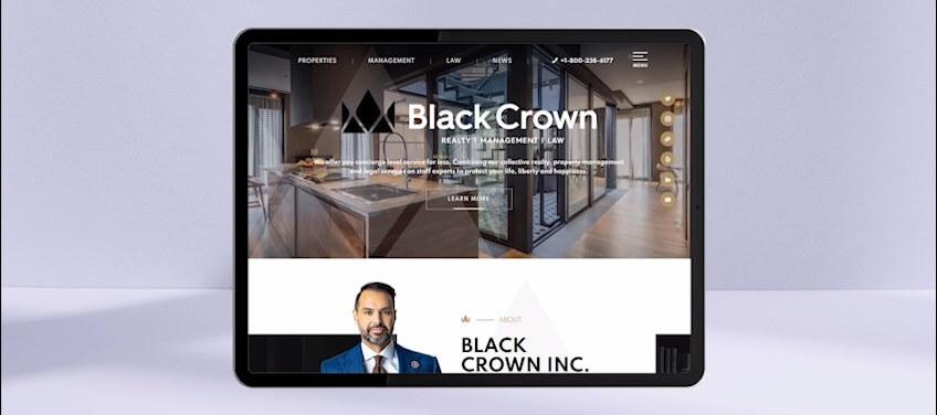 Black Crown Inc.