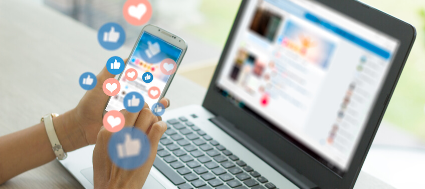 Stay on track with social media marketing
