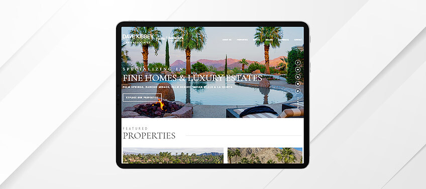 Desert Estate Homes