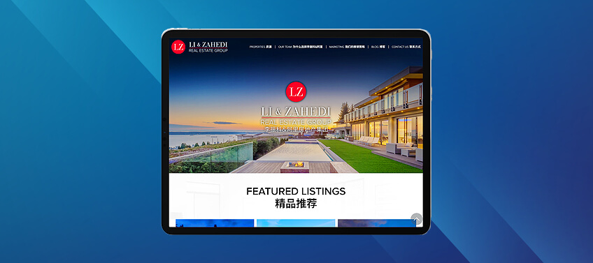 Li & Zahedi Real Estate Group