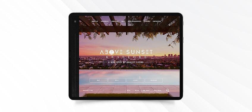 Above Sunset Realtors