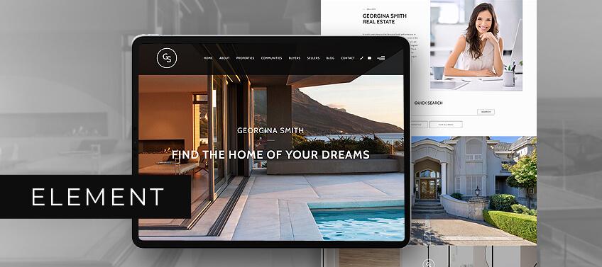 Agent Image - AgentPro Element Website Design
