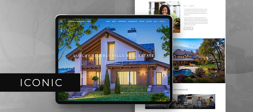 Agent Image - AgentPro Iconic Website Design