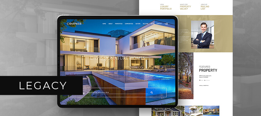Agent Image - AgentPro Legacy Website Design