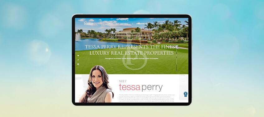 Tessa Perry
