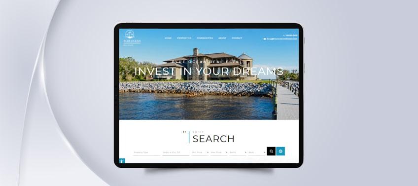 Blue Ocean Real Estate